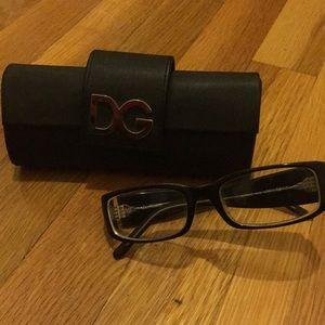 Authentic Dolce & Gabbana RX glasses